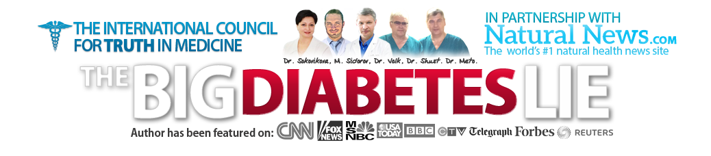 7 Steps to Health & The Big Diabetes Lie